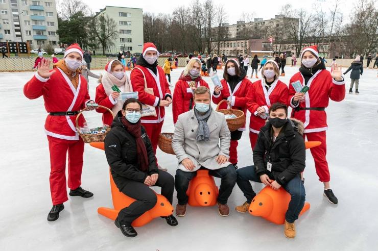 Esimesest detsembrist alustavad Mustamäel tööd Jõuluvana abilised