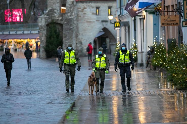 Täna tähistatakse sisejulgeoleku päeva