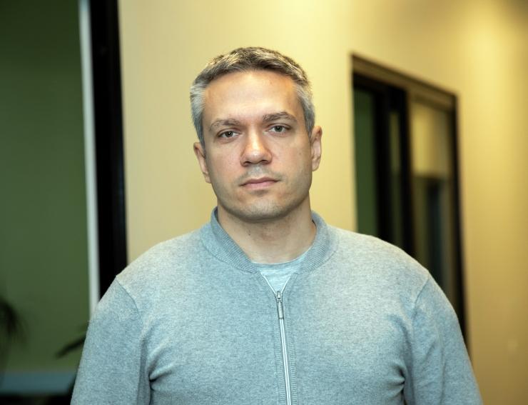 Andrei Korobeinik annetas riigikogulase hüvitise Toidupangale