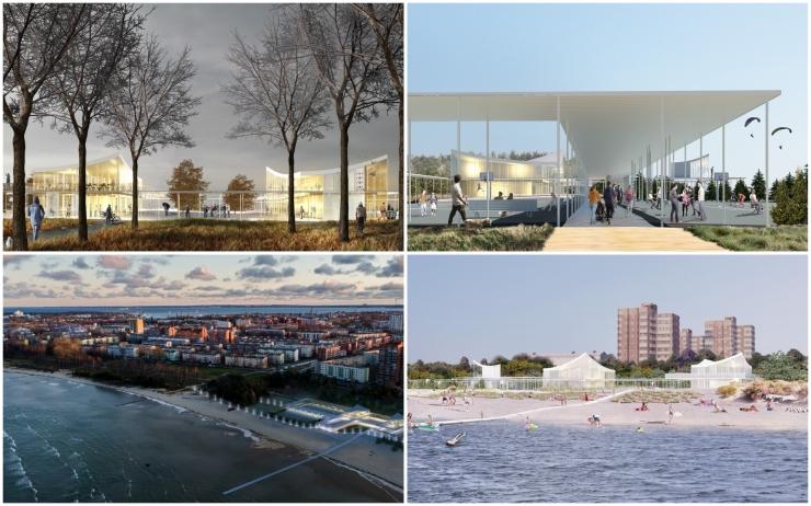 VIDEO! Nelja aasta pärast kerkib Stroomi randa uus rannahoone