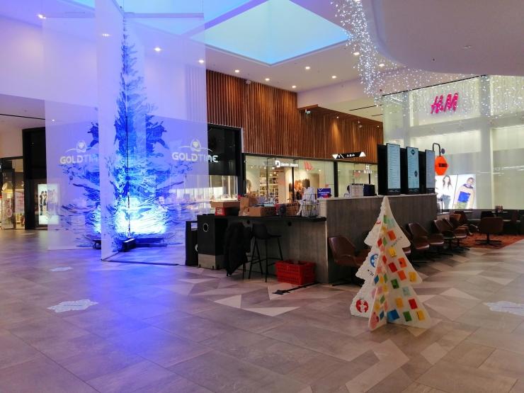 Kaks Tallinna ostukeskust toetavad jõulukuul Toidupanka ja Kiusamisvaba Kooli