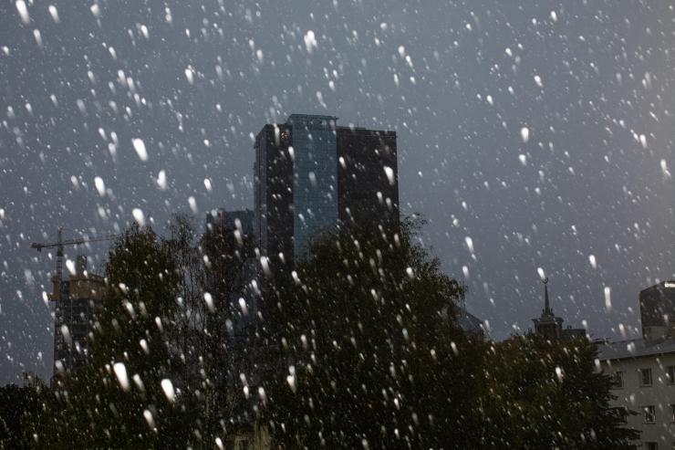 Pühapäeval püsib ilm peamiselt sajuta