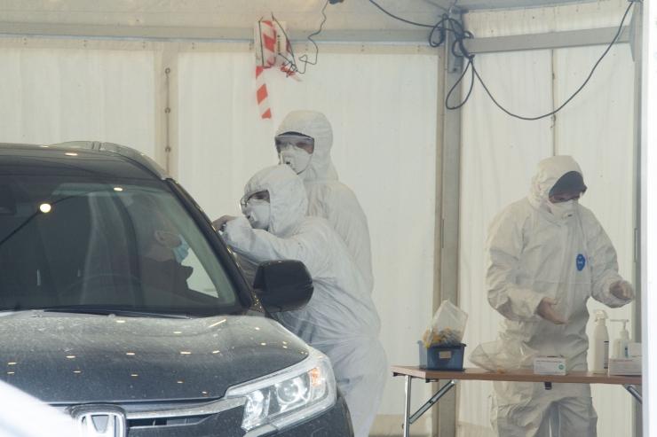 Prantsusmaal tuvastati esimene nakatumine LAV-i koroonatüvega