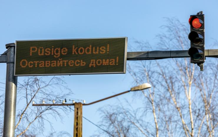 VIDEO! Ratas: pühade ajal levis viirus koos inimestega üle Eesti