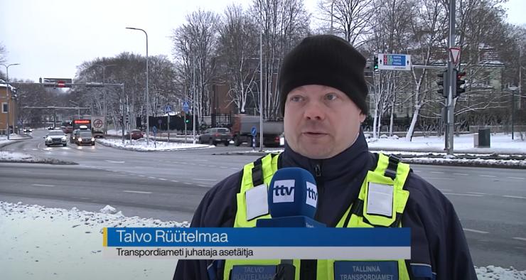 VIDEO! Kiiruskaamerate paigaldamine vähendas rikkumiste arvu kolm korda