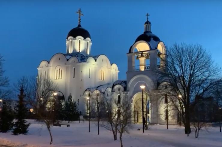 VIDEO! Lasnamäe kirik sai valgustuslahenduse
