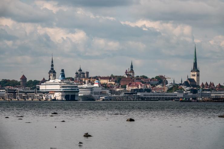 VIDEO! Tallinn valiti 2021. aasta parimaks kaugtöölinnaks