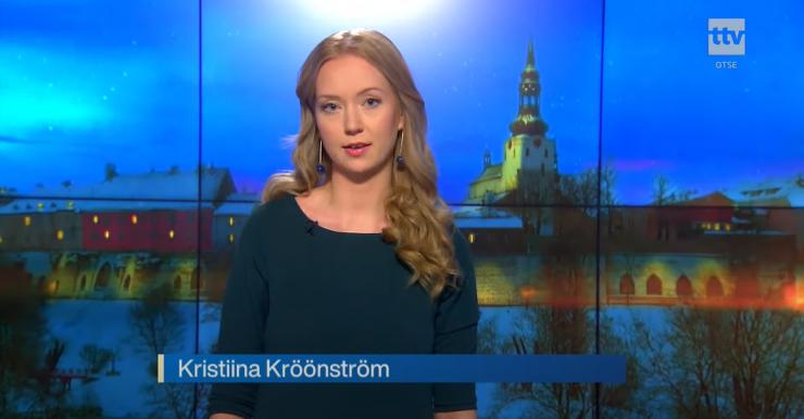 VIDEO! TTV uudised esmaspäeval, 11. jaanuaril