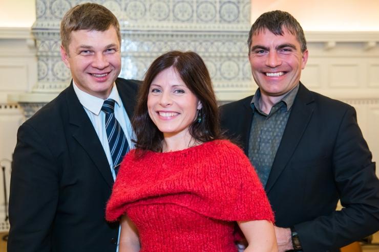 HOMME! Uus kultuuriaasta algab Kristiines Helin-Mari Arder trio meeleoluka online-kontserdiga