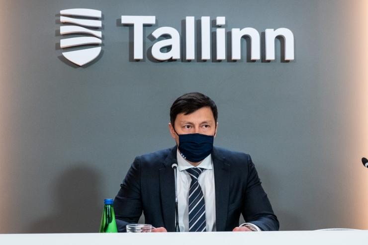 Kõlvart: Tallinna linn meelehea eest otsuseid ei langeta