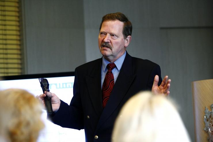 Politoloog Rein Toomla: neli erakonda võiksid moodustada suure koalitsiooni