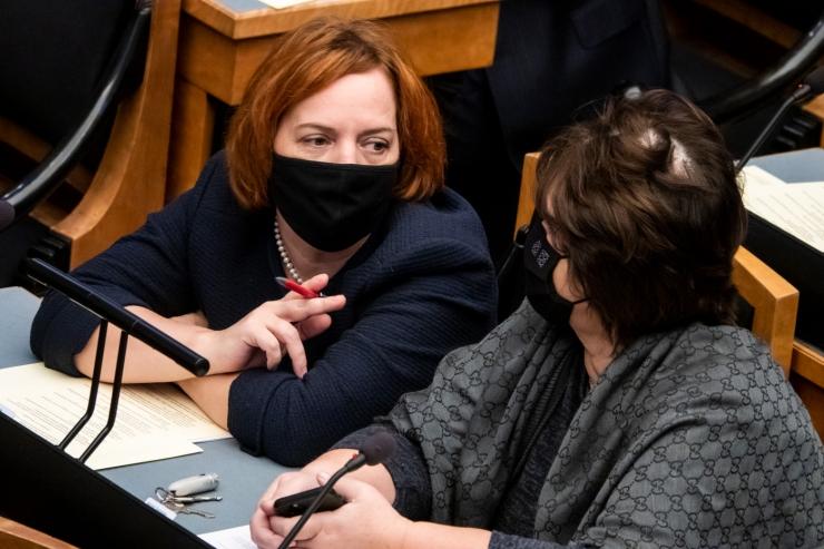 Reps: abielureferendum jääb ära, Keskerakond soovib koalitsiooni Isamaaga