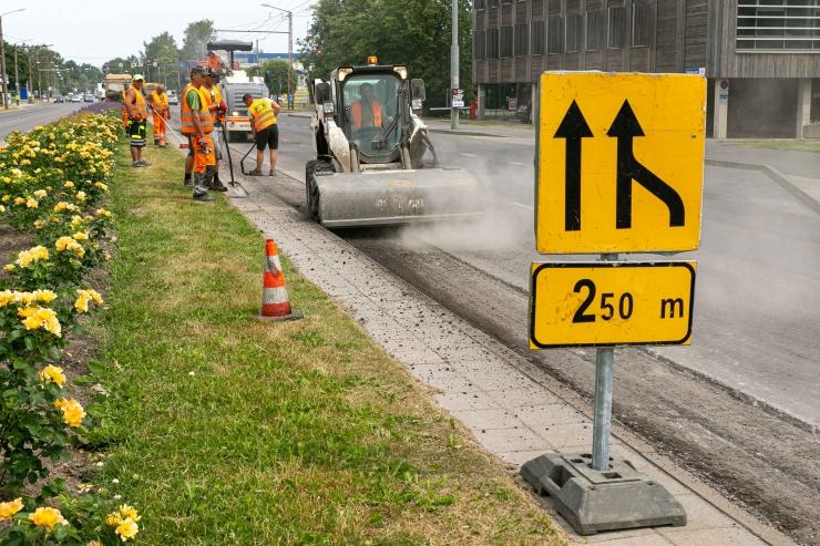 Sel aastal saavad riigilt teede remondi lisatuge 61 teed ja tänavat