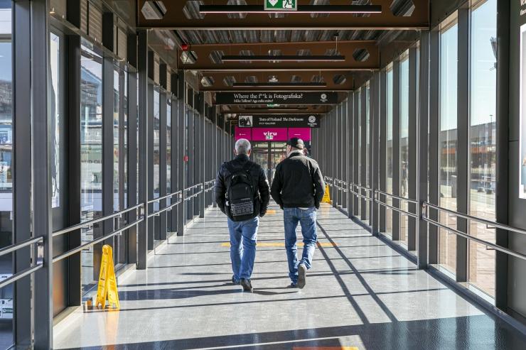 Eestisse saabujate liikumispiirangud muutuvad tänasest