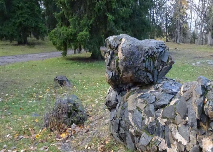 VIDEO! Glehni pargi kuulsad skulptuurid saavad suveks kord