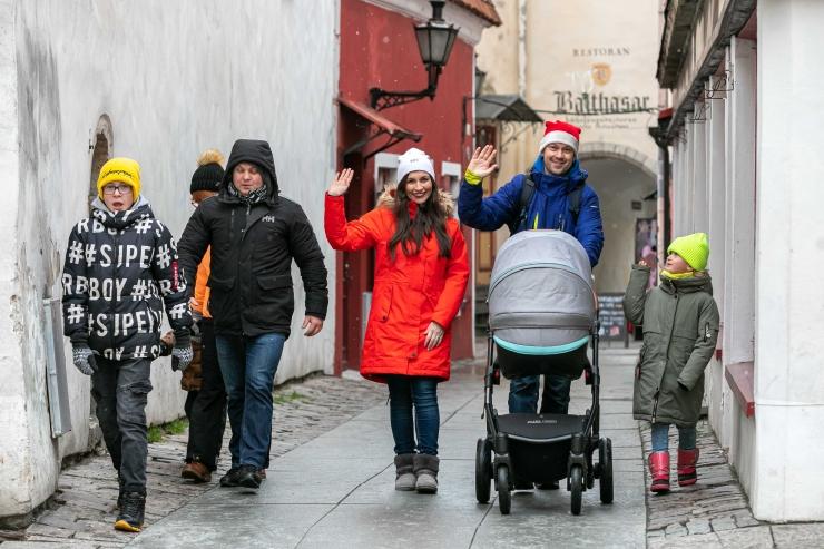Uuring: Tallinn on peresõbralike linnade edetabeli tipus ja pealinna koolilapsed Euroopas esikohal