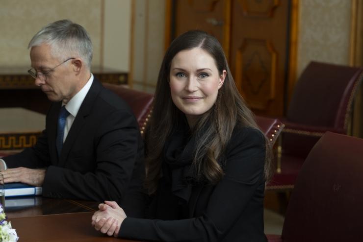 Põlissoomlased on tõusnud Soome populaarseimaks parteiks