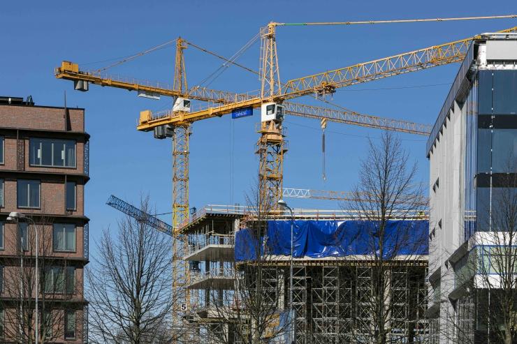 Novikov: koroonakriisist hoolimata jätkus ehitamine Tallinnas eelmisel aastal jõudsalt
