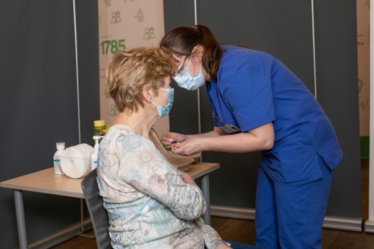 Eestis on koroonaviiruse vastu vaktsineeritud üle 24 000...