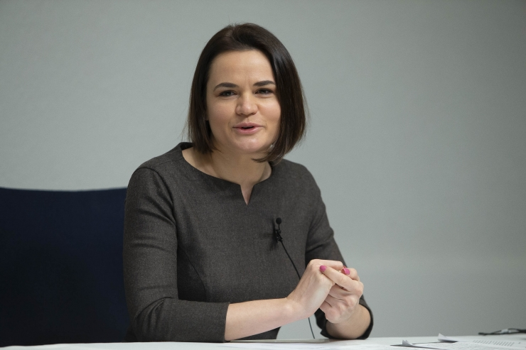 Valgevene opositsiooniesindaja: toetage meid kirjutades kirju poliitvangidele