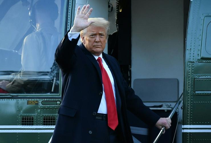 Trumpile esitatud süüdistusakt saadetakse esmaspäeval senatisse