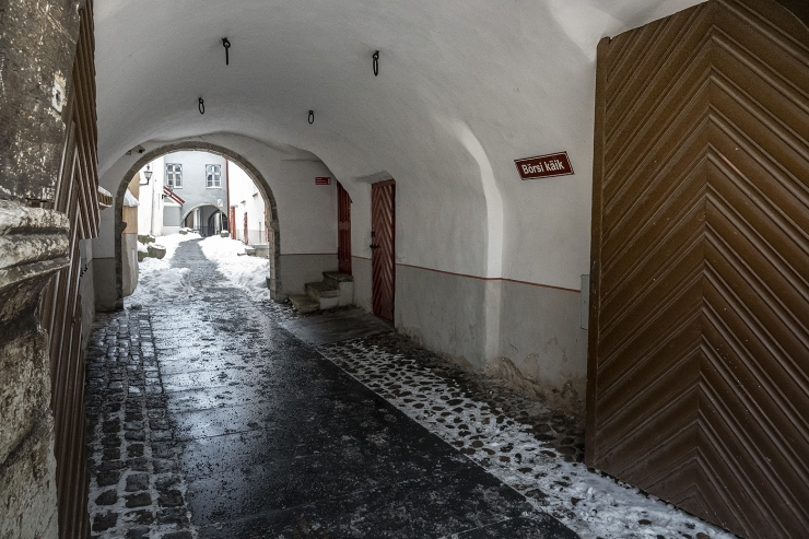 VIDEO! Vanalinnas avati taas Börsi käik