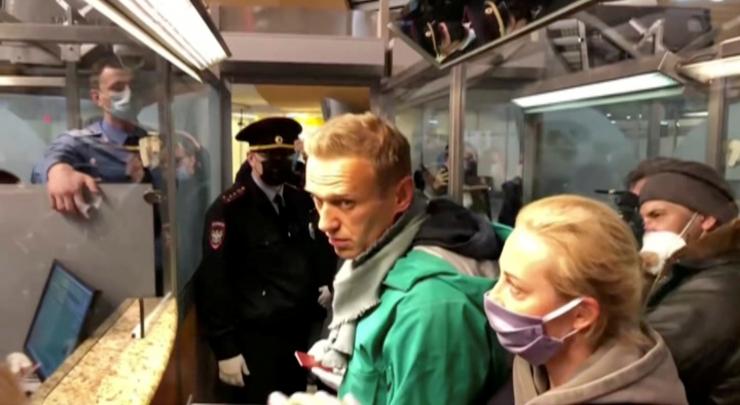 Moskvas ja Peterburis võetakse kinni Navalnõi toetajaid
