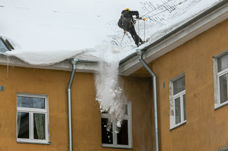 Jääpurika-õnnetused on harvad, aga alati raskete tagajärgedega