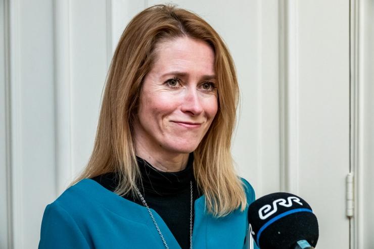 Keskerakond toob Kaja Kallase valitsusse hulga uusi nimesid
