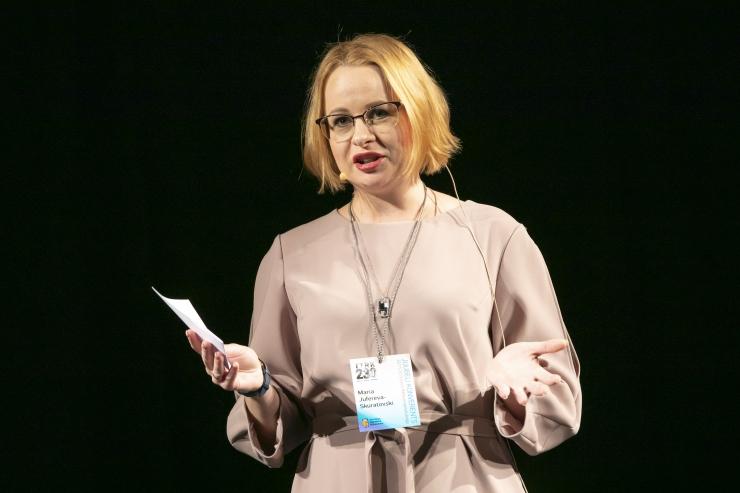 Jufereva-Skuratovski: soovime Navalnõi küsimust arutada eelseisval ENPA istungil