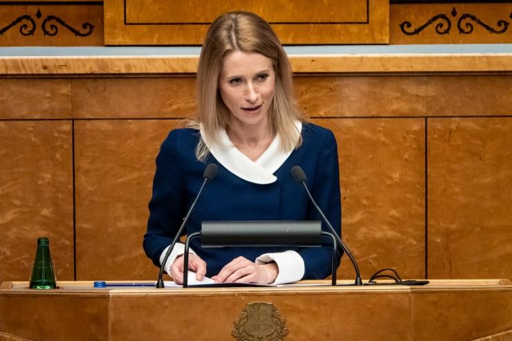 Kaja Kallas: minu eeliseks Jüri Ratase ees on parem koalitsioonipartner