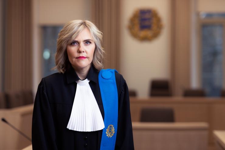 Riigikohtunik Julia Laffranque nimetati Euroopa Liidu mõjuka kohtukomitee liikmeks