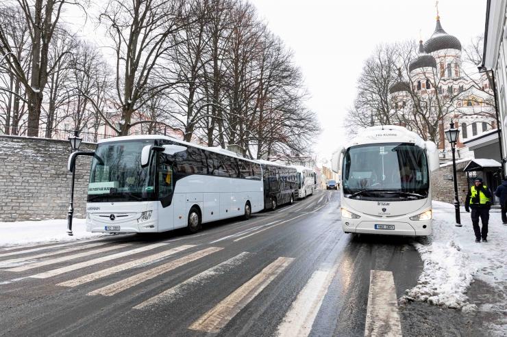 Lux Express taasavab Tallinna–Vilniuse liini