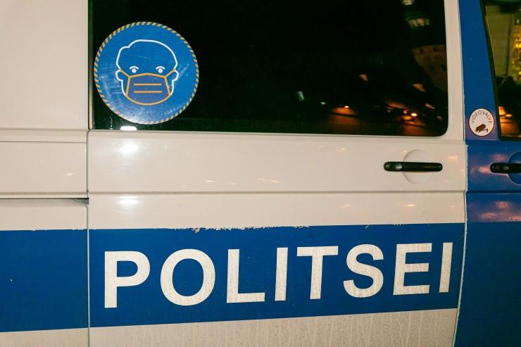 Politsei pidas kinni bussijaamas stardipüstolist tulistanud rootslase