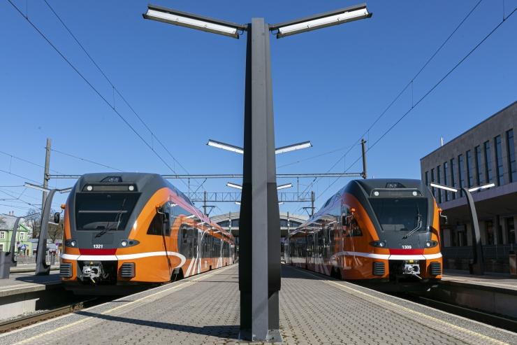 Eesti teeb raudteeaastal 122,5 miljoni eest investeeringuid