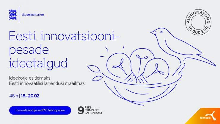 Eesti saatkonnad ootavad innovatiivseid ettevõtteid ideetalgutele