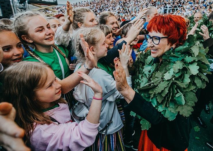 TALLINN OTSIB MUUSIKATALENTE: Iga laps on andekas ja seda tuleb märgata, rõhutab Lydia Rahula