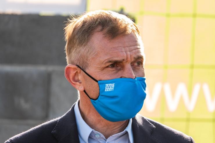 Urmas Sõõrumaa: Mihkel Kärmas jäi infodopinguga vahele