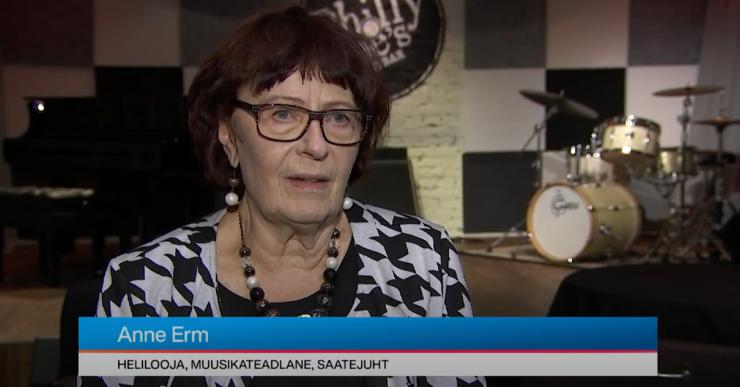 VIDEO! Anne Erm : Loodame, et võimalusi seoses muusikalinnaga avaneb rohkem