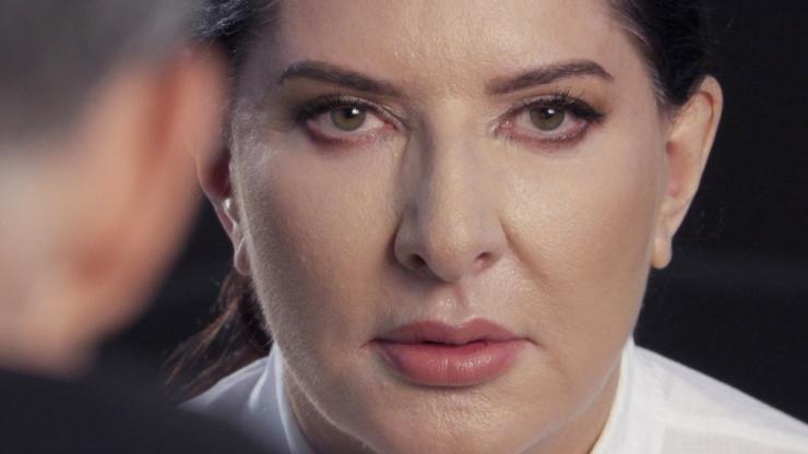 Kumu näitab filmi Marina Abramovićist