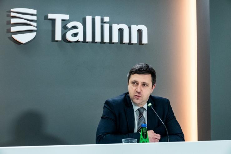 VAATA KELL 12: Tallinna linnavalitsuse pressikonverents annab ülevaate koroonaviiruse levikust ja õpetajate vaktsineerimise kavast