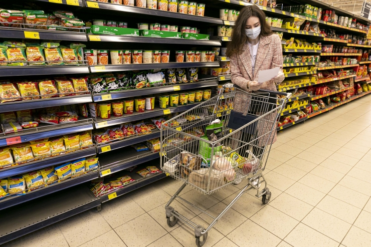 Rimi soovib koos idufirmadega mahakantava toidu kogust vähendada
