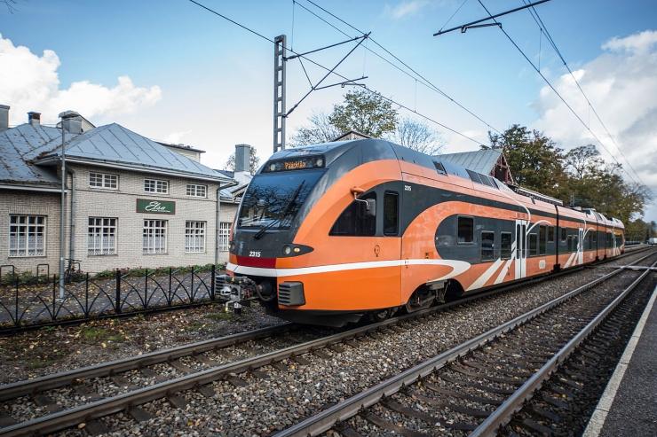 Tallinnas Liiva jaamas algavad ehitustööd