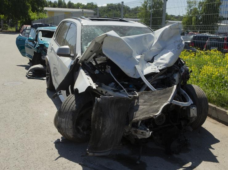 Politsei otsib Tallinnas juhtunud liikluseõnnetuse pealtnägijaid