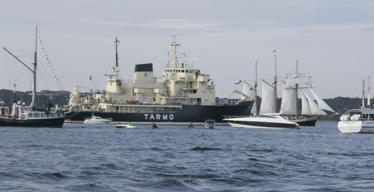Transpordiameti jäämurdjad on aidanud Eesti vetes laevu 50 korda
