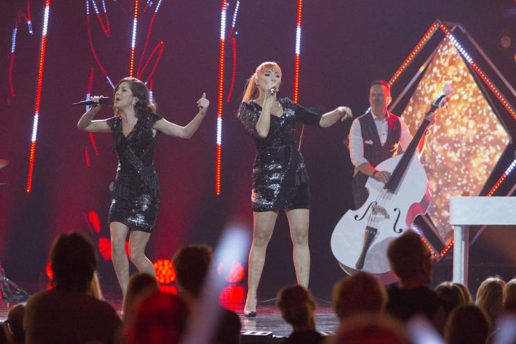 Eesti Laulu esimeses poolfinaalis selguvad kuus edasipääsejat
