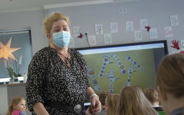 VIDEO! Vaktsineeritud õpetaja: tahan kaitsta ennast ja teisi