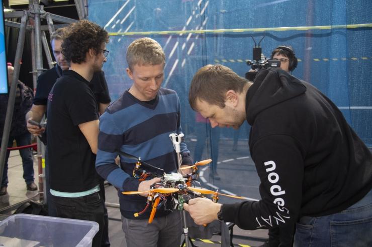 Tartu maratonil kehtestatakse droonide lennutamisele piirangud
