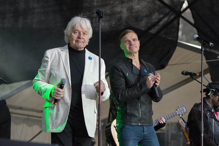 Vabariigi aastapäev saabub Ivo Linna ja Hedvig Hansoni kontsertidega