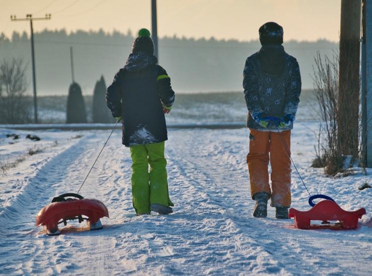 Pirita noored veedavad koolivaheaega värskes õhus